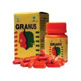 GRANUS 500 mg isi 30 Kapsul- Promo diskon 5% untuk pembelian minimal 3 Botol